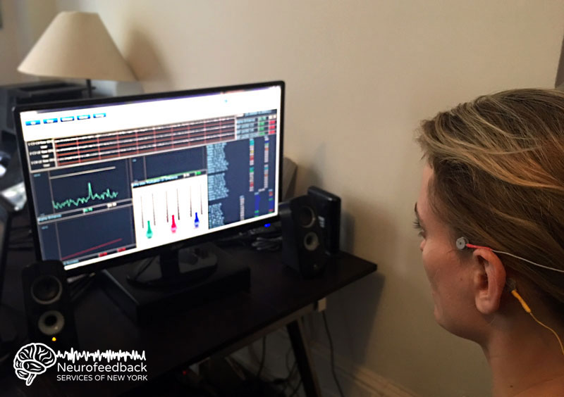 Neurofeedback Training for eating disorders NYC